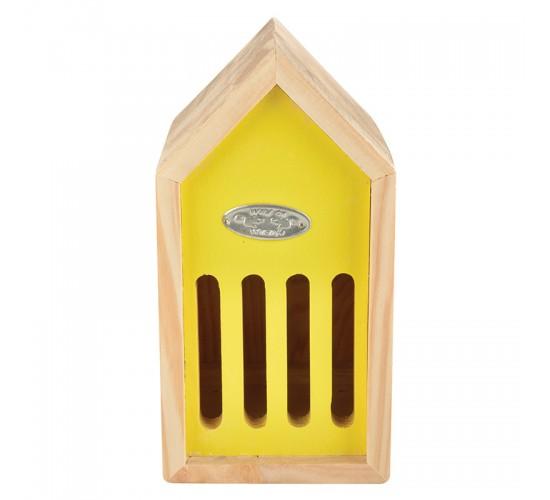 Maison à papillons