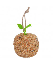 Figurine alimentaire pomme