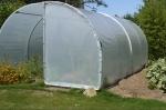 Les serres et tunnels de jardin