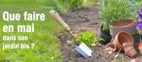 Que faire en mai dans son jardin bio  ?